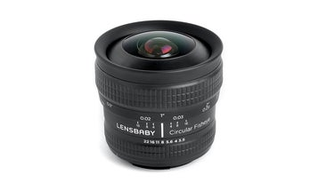 New Gear: Lensbaby Circular Fisheye Pushes Past 180°