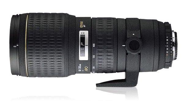 Sigma 100–300mm f/4 EX APO HSM