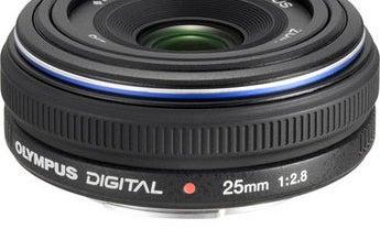 Olympus Zuiko 25mm f/2.8 ED