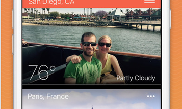 The WeatherHop App Shows You the Forecast With a Side of Photo Memories