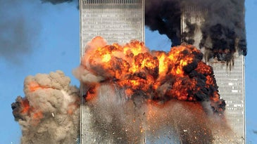 South Tower Impact