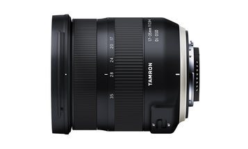 This new Tamron lens is the smallest and lightest in its class
