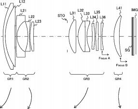 sony rx200 patent