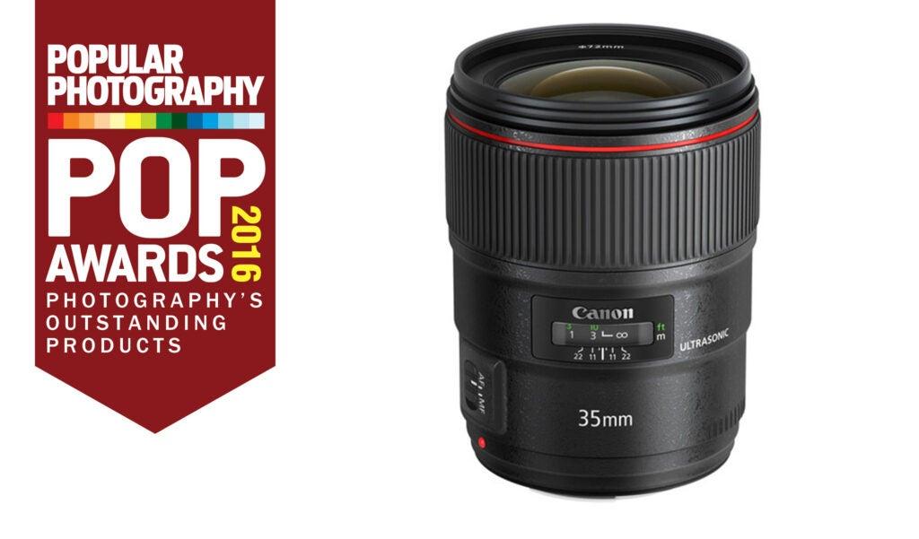 Canon 35mm f/1.4 Lens