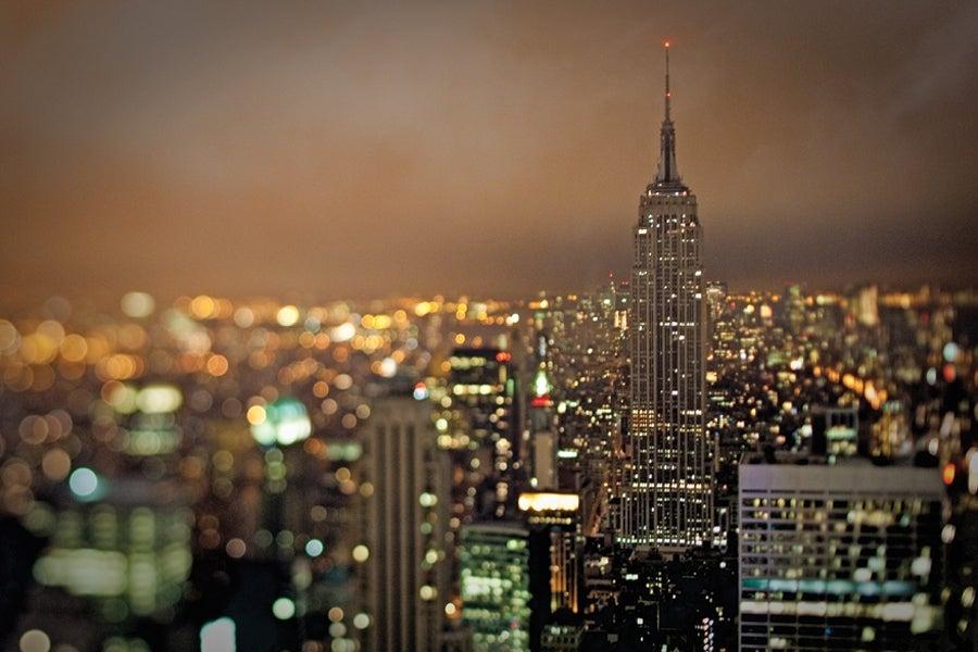 NYC-nightscape