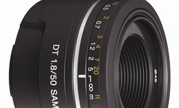Sony DT 50mm f/1.8