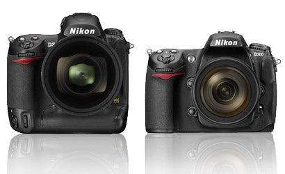 Nikon-Announces-D3-and-D300-DSLRs