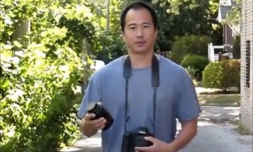 Video: How Not To Quickly Change a Camera Lens