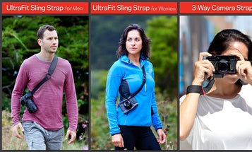 New Gear: Joby Unveils New Camera Straps