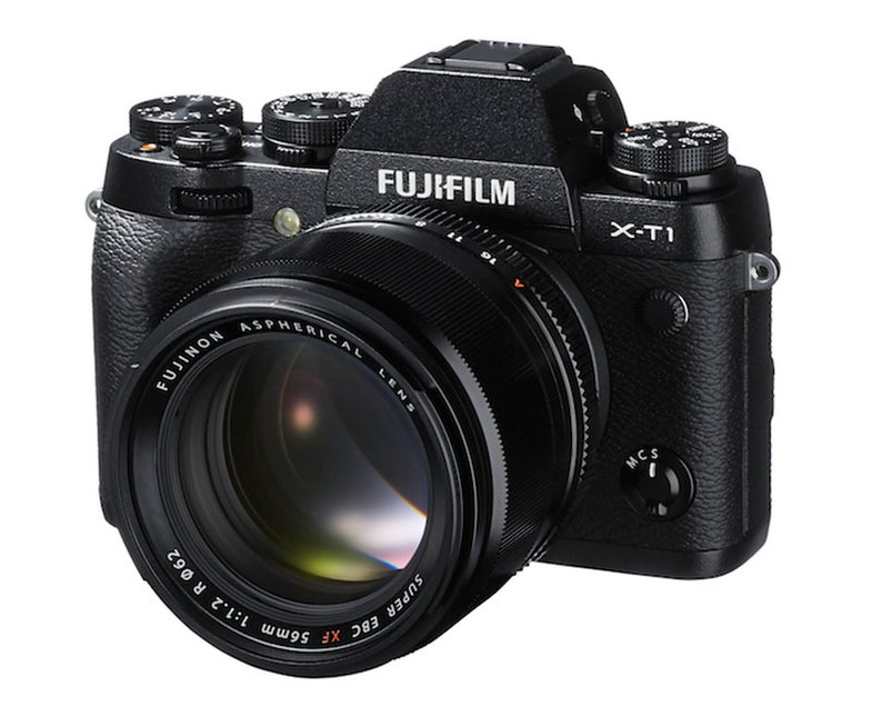 fujifilm X-t1 interchangeable-lens camera
