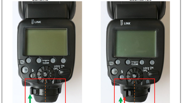 Fake Canon 600EX-RT flashes for sale online