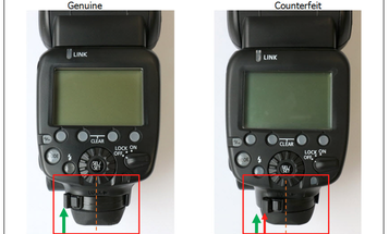 Canon Warns of Fake 600EX-RT Flashes For Sale Online