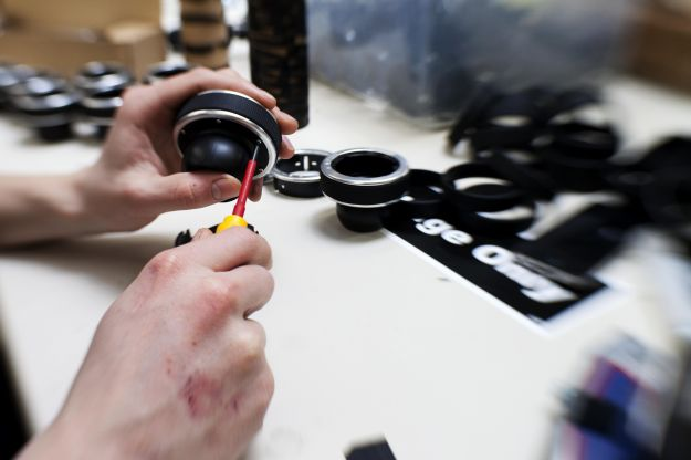 behind the scenes lensbaby