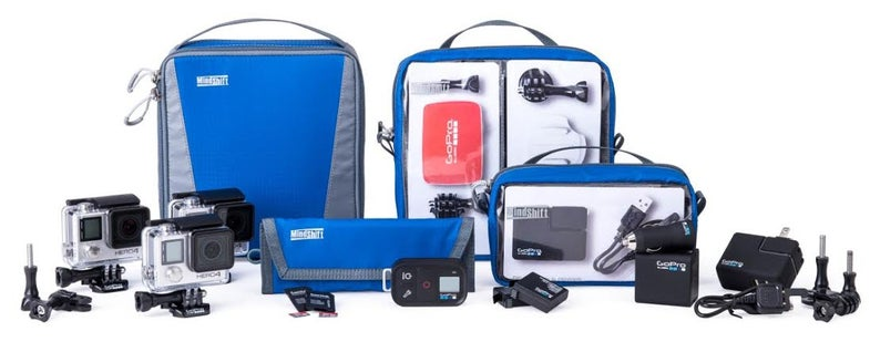 MindShift Gear Offers Extreme Versatility with 13 Bundle Lineup for Action Cams