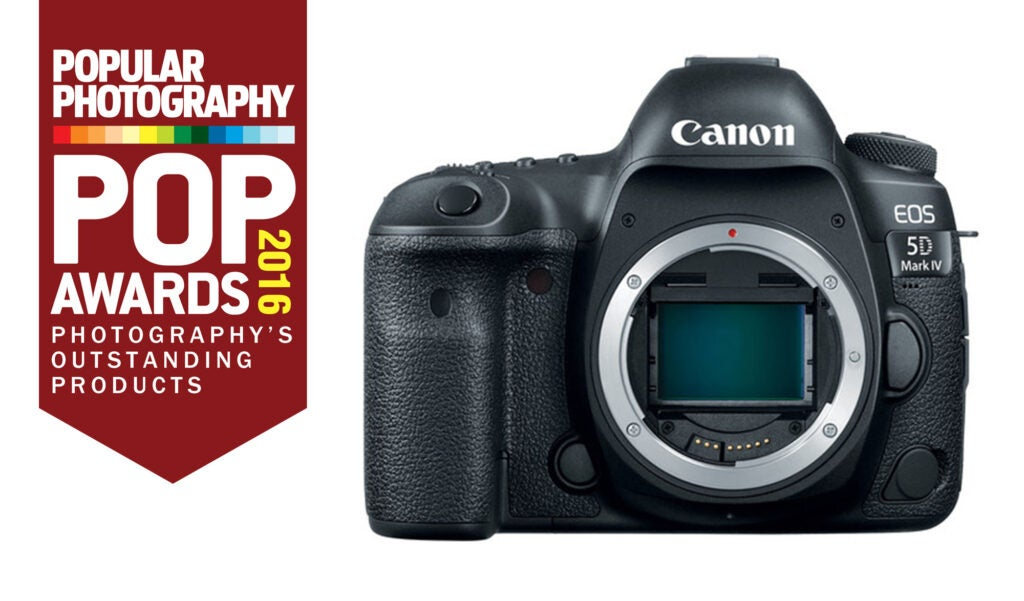 Canon EOS-5D Mark IV Camera