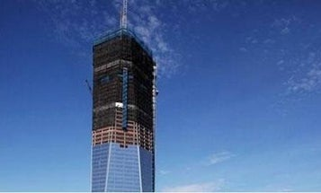 Time Lapse Photos Show New World Trade Center As It's Built