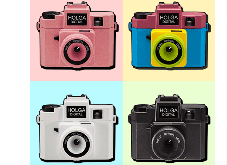 Holga Digital Toy Camera