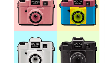 The Iconic Holga Toy Camera Is Being Reborn In Digital