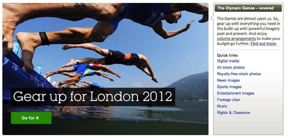 Getty London 2012