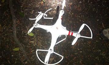 DJI Camera Drone Update Won't Allow Flight In Washington DC Area