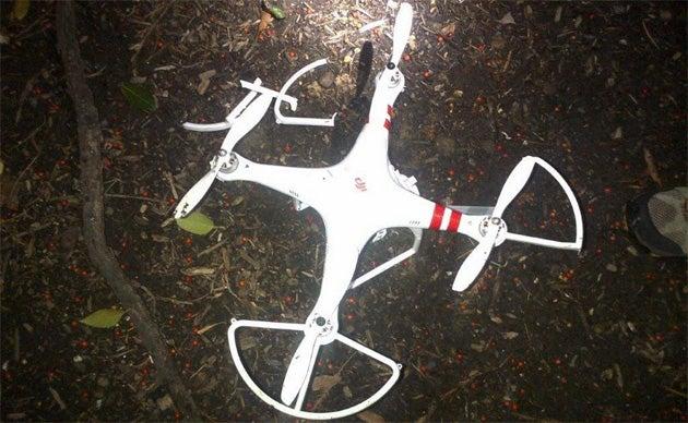 DJI Drone No-Fly Zone