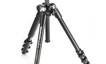 New Gear: Manfrotto Befree Travel Tripod