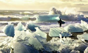 Photo Inspiration: Surf Photographer Chris Burkard on the Art of Suffering