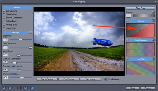 """""""DPHDR-Tutorial-The-Tonemapping-window-also-featur"""""""