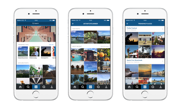 Instagram Revamps Search and Explore Functions