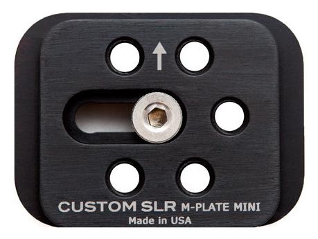 CustomSLR M-Plate Mini