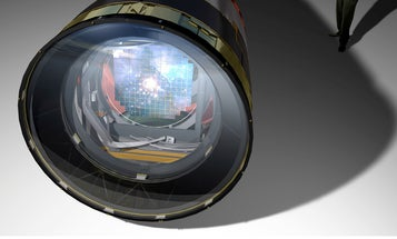 3.2-Gigapixel Camera Telescope Moves One Step Closer To Reality