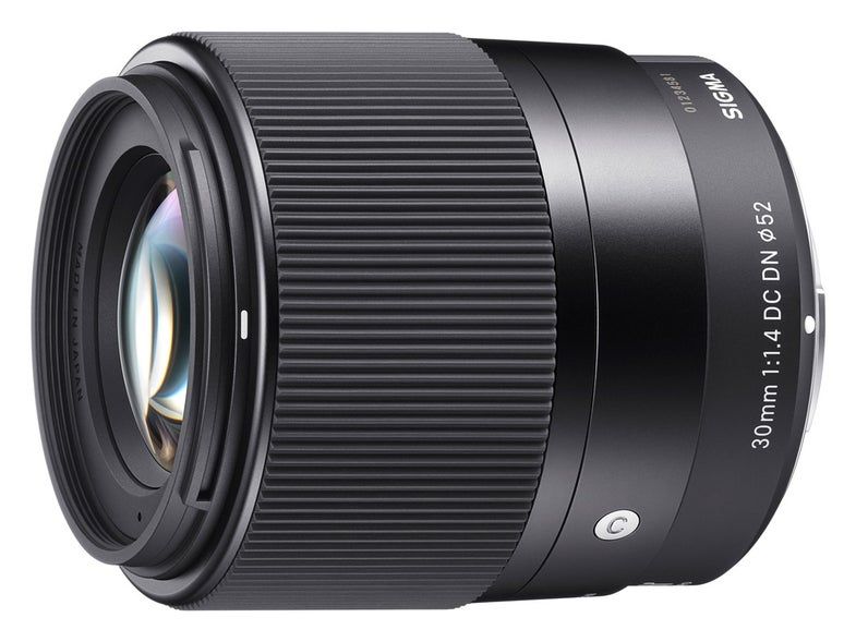 Sigma 30mm F/1.4 Lens for Sony and Micro Four Thirds cameras