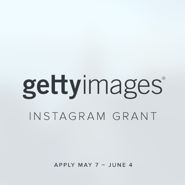 Getty Images and Instagram Collaborate on New Photography Grant
