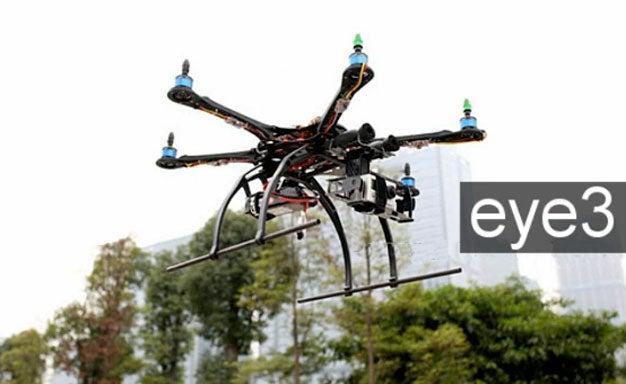 eye3 drone