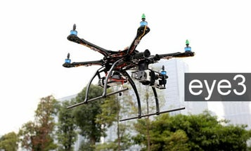 Kickstarter Project Hopes to Create an Affordable Drone for Aerial Photography