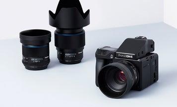 Phase One's new medium format digital camera backs go up to 150-megapixels