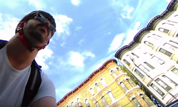 The Ricoh Theta S and 360Fly 4K in a VR Action Camera Field Test