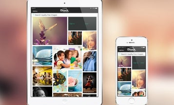 Getty Announces New iOS App For Getty Images, iStock