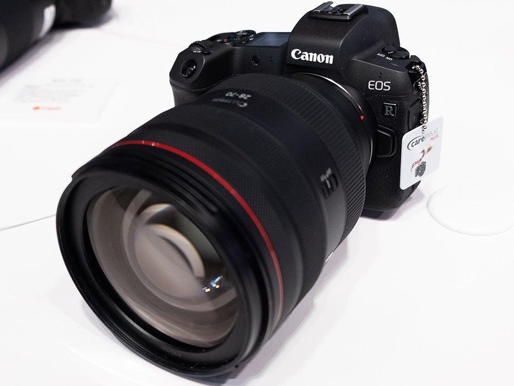Canon Pro-Grade Mirrorless camera
