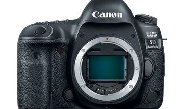 Canon EOS 5D Mark IV DSLR Camera Review