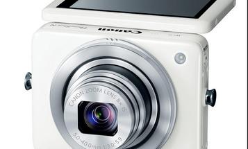 New Gear: Canon PowerShot N Compact Camera