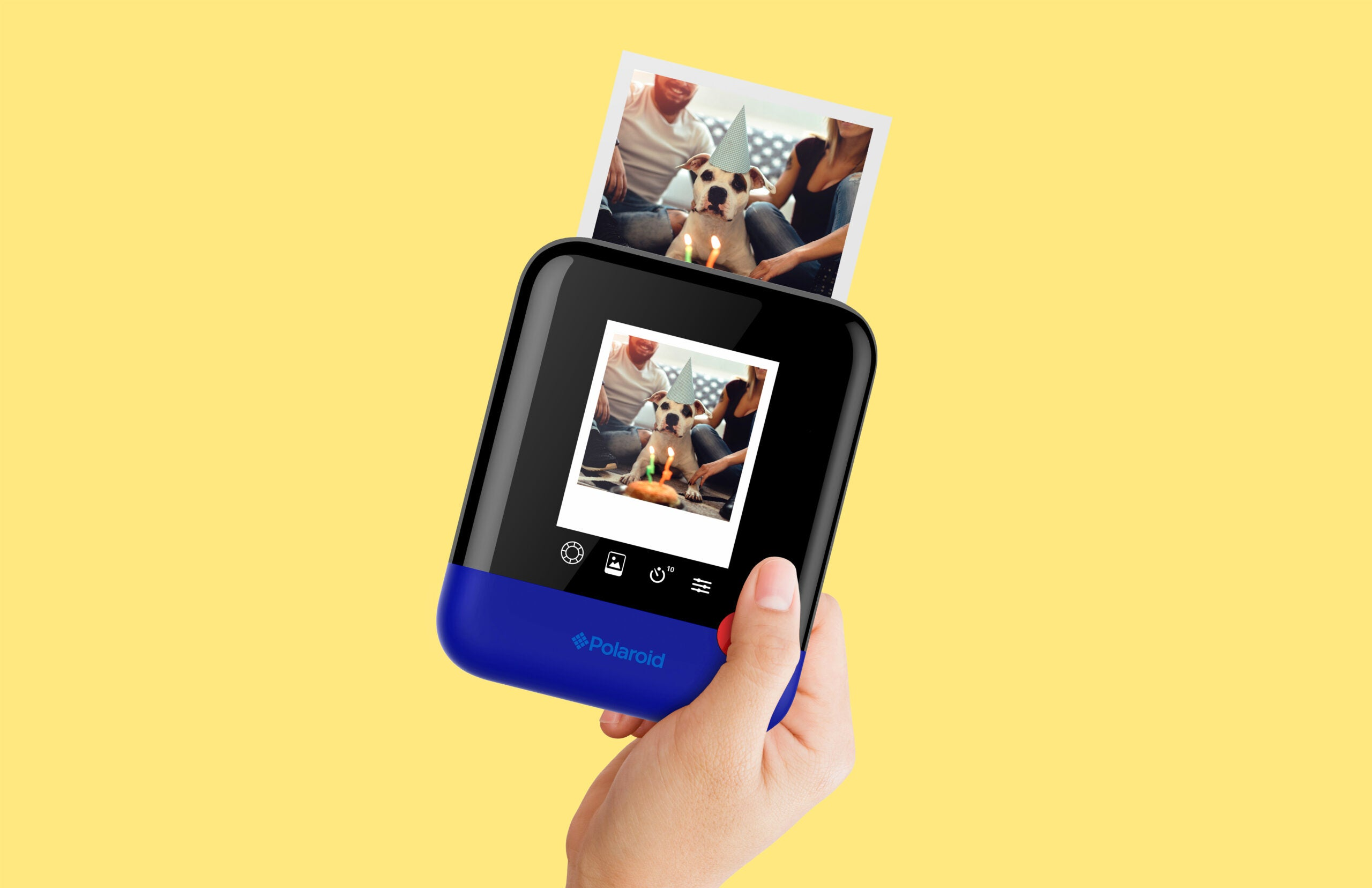 Polaroid Pop Camera