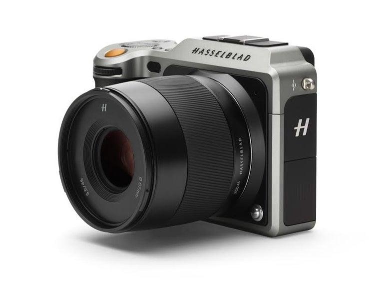 Hasselblad X1D Mirrorless Camera