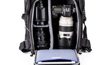 New Gear: Think Tank Trifecta DSLR Camera Bags are Built For The Three Most Common Zoom Lenses