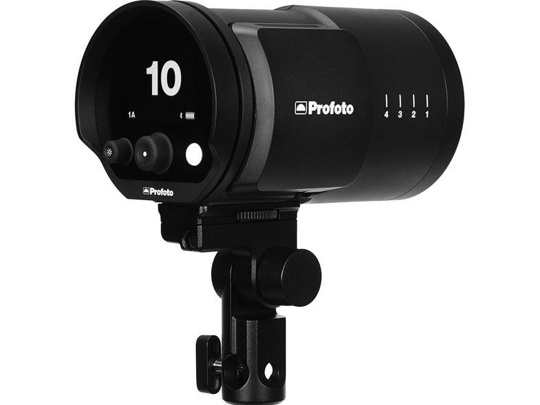 Profoto 250W B10 flash head angle
