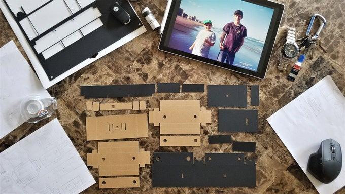 DIY camera kit