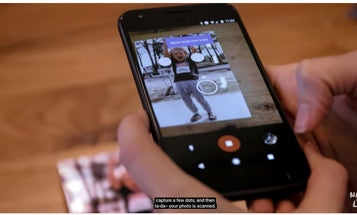 Google Unleashes PhotoScan App for Digitizing Prints, Adds New Editing Features to Photos App