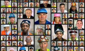 NYT Photog Captures Portraits Of The Workers Rebuilding The WTC