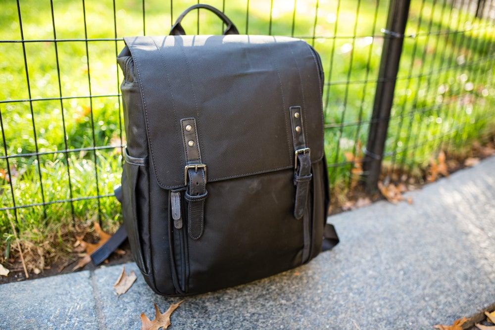 Camera Bag Review: ONA Nylon Camps Bay Backpack