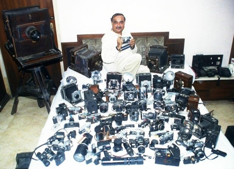 World Record Camera Collection